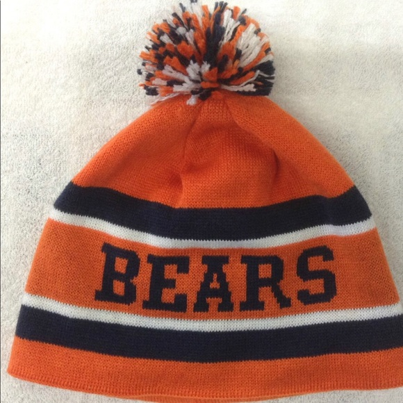 c19ef52b2 CHICAGO BEARS🐻 BEANIE UNISEX ONE SIZE FITS MOST